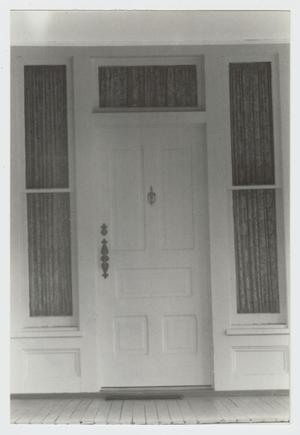 Primary view of object titled '[Sweeny Home Photograph #9]'.