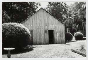 Primary view of object titled '[M. L. Weems House Photograph #9]'.