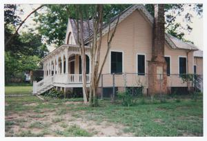 Primary view of object titled '[Keith-Traylor House Photograph #20]'.