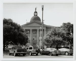 Primary view of object titled '[Bee County Courthouse Photograph #3]'.