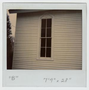 Primary view of object titled '[Bethel Presbyterian Church Photograph #1]'.