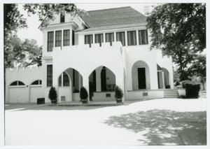 Primary view of object titled '[Bradshaw-Killough House Photograph #2]'.