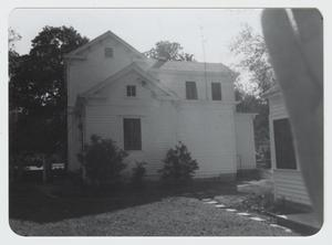 Primary view of object titled '[Haralson House Photograph #2]'.