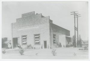 Primary view of object titled '[Municipal Power Plant Photograph #2]'.