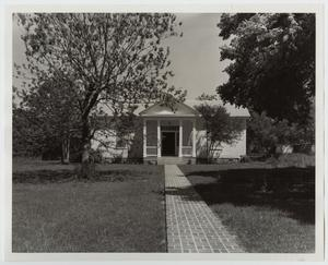 Primary view of object titled '[Governor Sayers' House Photograph #2]'.