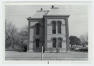 Primary view of object titled '[Bastrop County Jail Photograph #1]'.