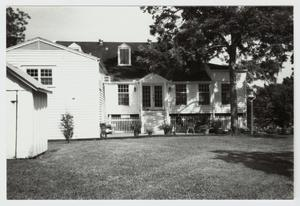 Primary view of object titled '[M. L. Weems House Photograph #10]'.