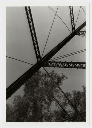 Primary view of object titled '[Medio Creek Bridge Photograph #10]'.