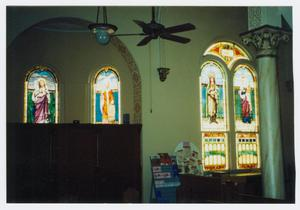 Primary view of object titled '[Holy Cross Catholic Church Photograph #15]'.