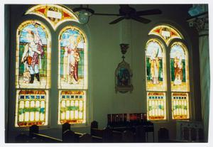 Primary view of object titled '[Holy Cross Catholic Church Photograph #5]'.