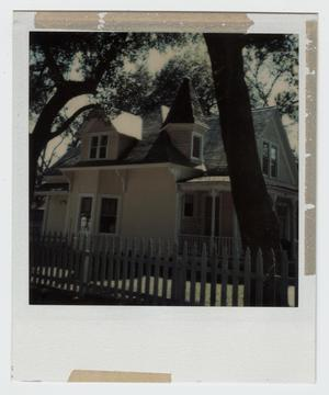 Primary view of object titled '[Cummings-Smith House Photograph #11]'.