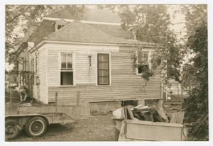 Primary view of object titled '[Harigel House Photograph #19]'.