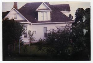 Primary view of object titled '[Miller-Gillum House Photograph #7]'.