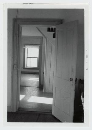 Primary view of object titled '[Rountree Rock House Photograph #7]'.