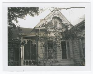 Primary view of object titled '[Townsend-West House Photograph #2]'.