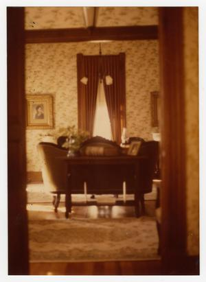 Primary view of object titled '[P. O. Elzner House Photograph #1]'.