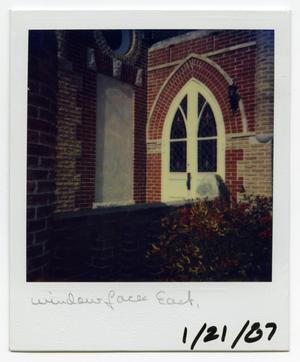 Primary view of object titled '[First Christian Church of Lockhart Photograph #11]'.