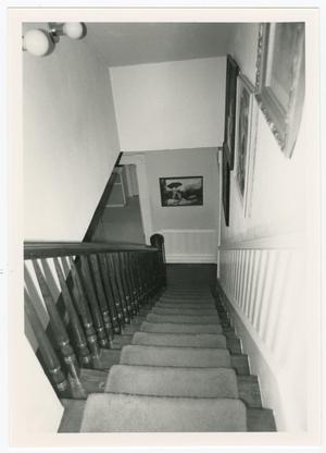 Primary view of object titled '[Toliver-Cone House Photograph #33]'.