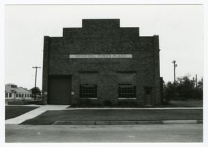 Primary view of object titled '[Municipal Power Plant Photograph #8]'.