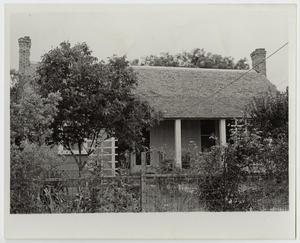 Primary view of object titled '[Camp-Ezell House Photograph #1]'.