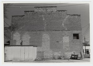 Primary view of object titled '[Bastrop Opera House Photograph #3]'.