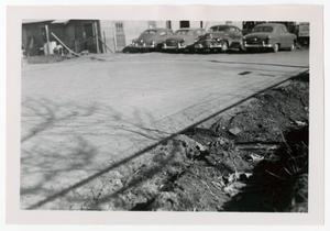 Primary view of object titled '[Photograph of Oak Lane in Dallas]'.