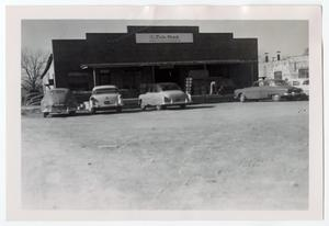 Primary view of object titled '[Photograph of Delta Metals Building]'.