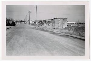 Primary view of object titled '[Photograph of Durham Street in Dallas]'.