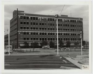 Primary view of object titled '[Photograph of Landmark Center Building]'.