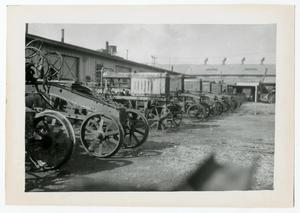 Primary view of object titled '[Photograph of Avery Power Machinery]'.