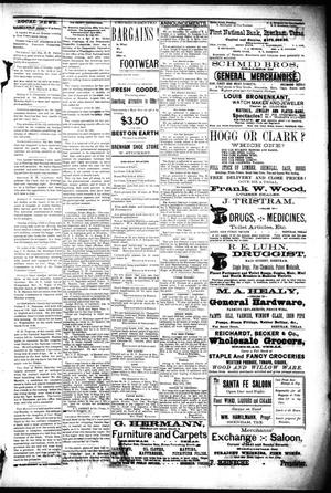 Brenham Daily Banner  (Brenham, Tex ), Vol  17, No  131, Ed  1