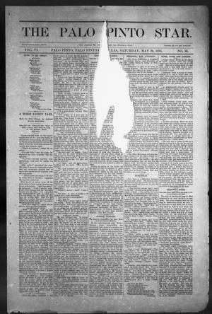 The Palo Pinto Star (Palo Pinto, Tex.), Vol. 6, No. 50, Ed. 1, Saturday, May 30, 1885