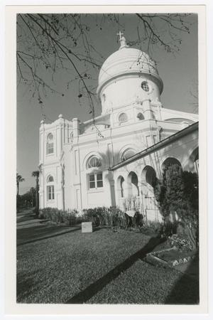 Primary view of object titled '[Sacred Heart Church Photograph #2]'.