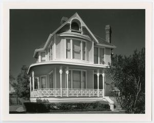 Primary view of object titled '[Baden-Sproule House Photograph #1]'.