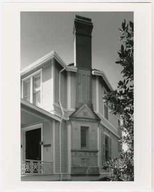 Primary view of object titled '[Baden-Sproule House Photograph #2]'.
