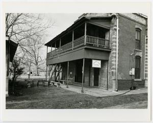 Primary view of object titled '[Zapp Building Photograph #6]'.