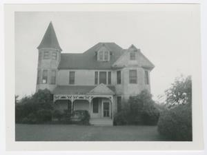 Primary view of object titled '[Davison Home Photograph #3]'.