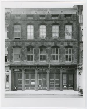 Primary view of object titled '[Magale Building Photograph #1]'.