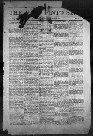The Palo Pinto Star (Palo Pinto, Tex.), Vol. 12, No. 22, Ed. 1, Saturday, November 5, 1887