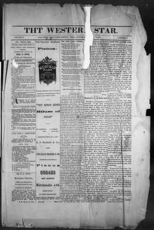 The Western Star (Palo Pinto, Tex.), Vol. 2, No. 37, Ed. 1, Saturday, March 9, 1878