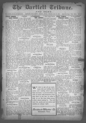 The Bartlett Tribune and News (Bartlett, Tex.), Vol. 29, No. 19, Ed. 1, Friday, October 30, 1914