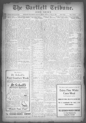 The Bartlett Tribune and News (Bartlett, Tex.), Vol. 33, No. 2, Ed. 1, Friday, June 21, 1918