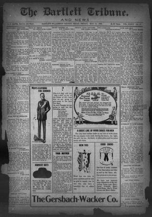 Primary view of object titled 'The Bartlett Tribune and News (Bartlett, Tex.), Vol. 34, No. 47, Ed. 1, Friday, May 14, 1920'.
