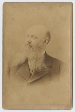 Primary view of object titled '[Portrait of Walter Golding, MD]'.