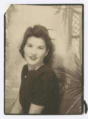 "[Portrait of Lilly Mae ""Diddie"" Drake]"