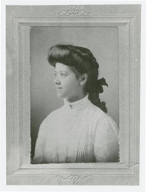 [Portrait of Manuela Dech]