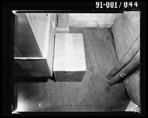 [Boxes in the Texas School Book Depository [Negative]]