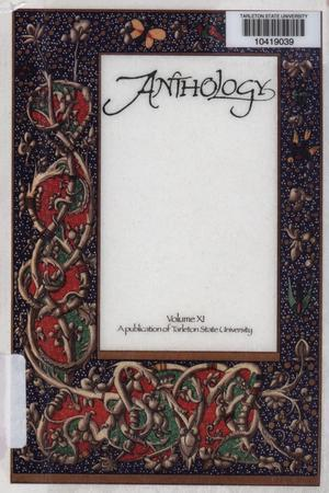 Primary view of object titled 'Anthology, Volume 11, Spring 2005'.