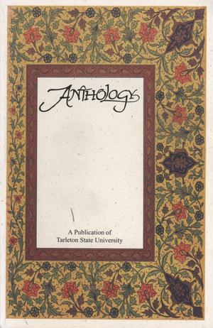 Primary view of object titled 'Anthology, Volume 7, Spring 2001'.