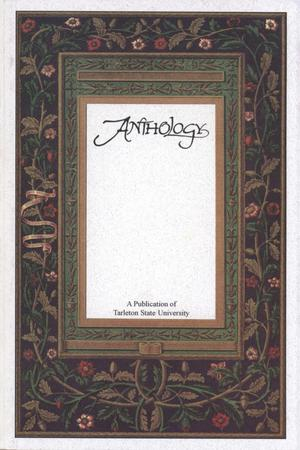 Primary view of object titled 'Anthology, Volume 9, Spring 2003'.